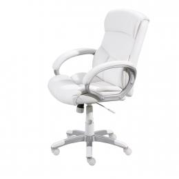 Alberti - kancelářské křeslo bílé