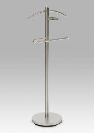 Němý sluha v.113 cm, broušený nikl