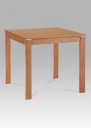 Jídelní stůl 80x80 cm, barva buk
