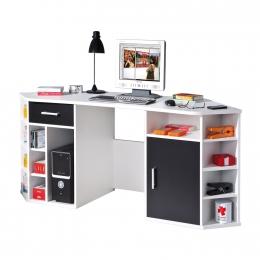 PC rohový stůl FABRI