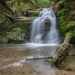 Obraz Rešovský vodopád
