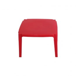 Dětský stůl TOM červený