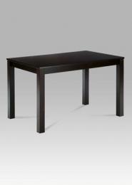 Jídelní stůl 120x75 cm, barva wenge