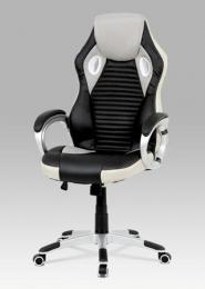 Kancelářská židle šedá